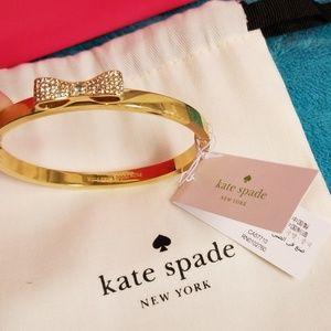 Sale:Kate Spade Ready Set Bow Bracelet